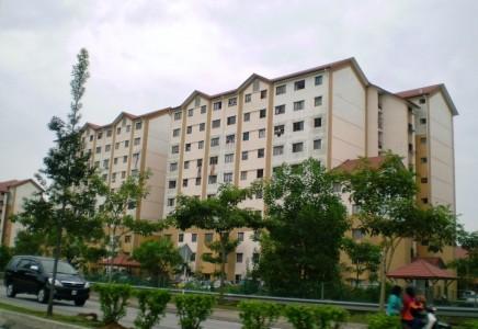 Pangsapuri Enggang BK6 Bandar Kinrara Puchong