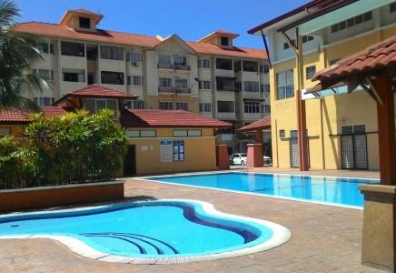 Apartment Intana Ria Seksyen 7 Bandar Baru Bangi