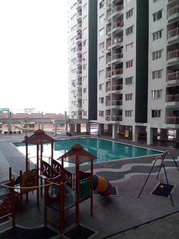 Kepong Sentral Condominium For Sale!