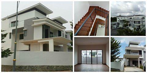 2.5 storey Semi D, Kayumanis Garden Villa, Kajang