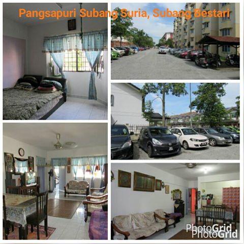 Pangsapuri Subang Suria, Subang Bestari