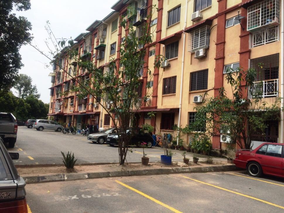 Apartment Kasturi Tiara, Balakong, Cheras, Selangor