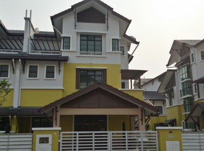3 Sty Semi-D  Pearl Bangi, Bandar Baru Bangi Selangor