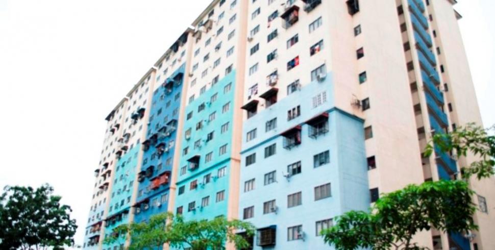 Apartment Desa Tasik Fasa 6B