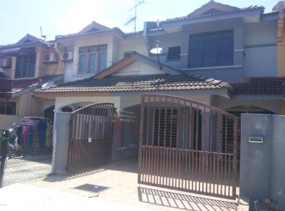 2Sty Terrace Taman Puchong Perdana, Puchong For Sale!
