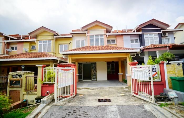 2Sty Terrace Bandar Seri Putra, Bangi
