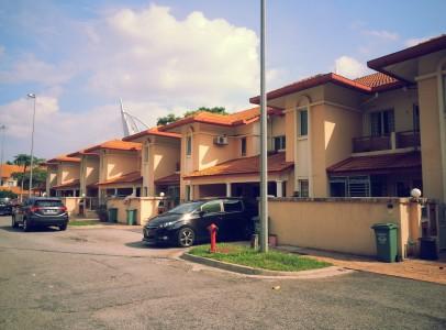 2Sty Terrace Presint 8, Putrajaya For Sale!