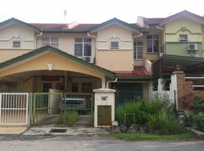2Sty Terrace Taman Putra Permai, Seri Kembangan Selangor