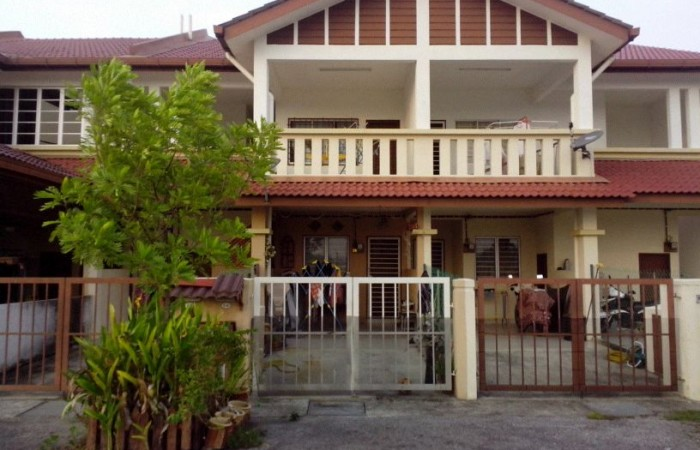 Townhouse Upper Taman Desa Mutiara, Bandar Country Homes
