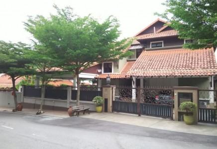 2 Sty Bungalow Villa Damai Jaya, Alam Damai Cheras For Sale!