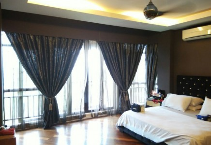 2 Sty Bungalow Villa Damai Jaya, Alam Damai