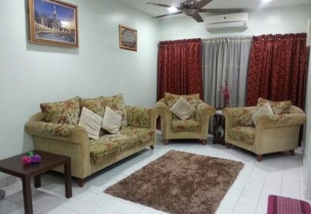 2Sty Terrace Seksyen 8 Shah Alam For Sale!