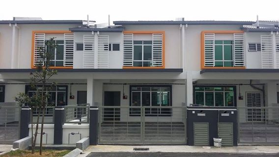 2Sty Bandar Hillpark, The Pines Puncak Alam For Rent!