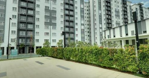 Seri Intan Apartment Setia Alam For Sale!