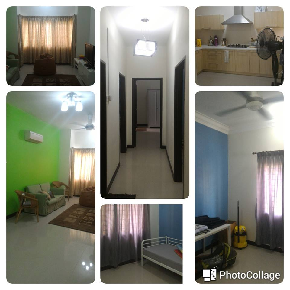 Apartment Desa Idaman Puchong Prima For Rent!