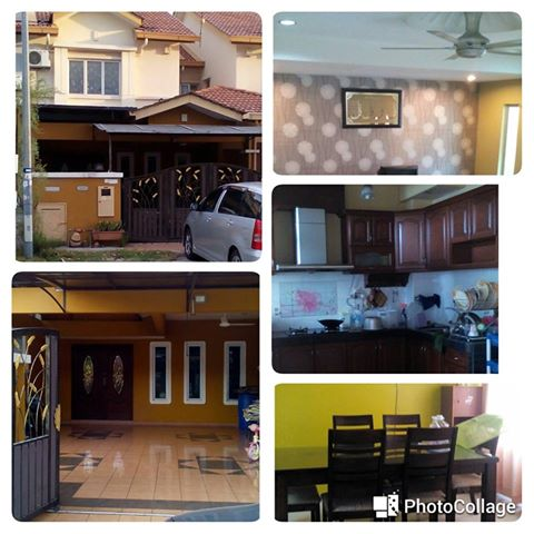 2Sty Terrace Setia Alam, Shah Alam For sale!
