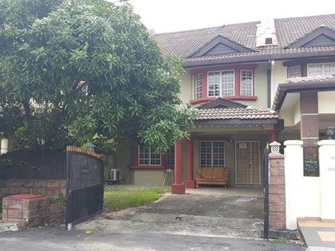 2Sty Terrace Bandar Tun Hussein Onn Cheras For Sale!