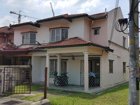 2Sty Terrace Seksyen 8 Bandar Baru Bangi For Sale!