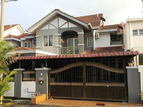 2Sty Terrace Seksyen 7 Bandar Baru Bangi For Sale!