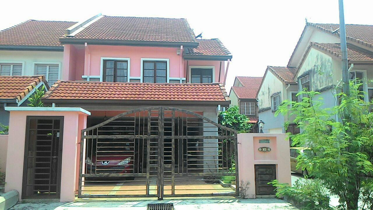2Sty Terrace Section 10 Putra Permai Putra Heights For sale!