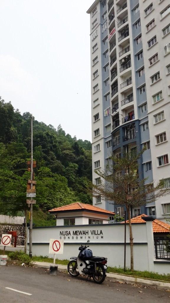 Nusa Mewah Villa Condo, Jalan Kuari, Cheras
