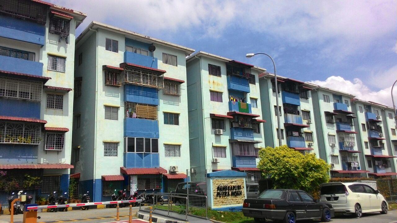 Apartment Putra Indah Seri Kembangan For sale!