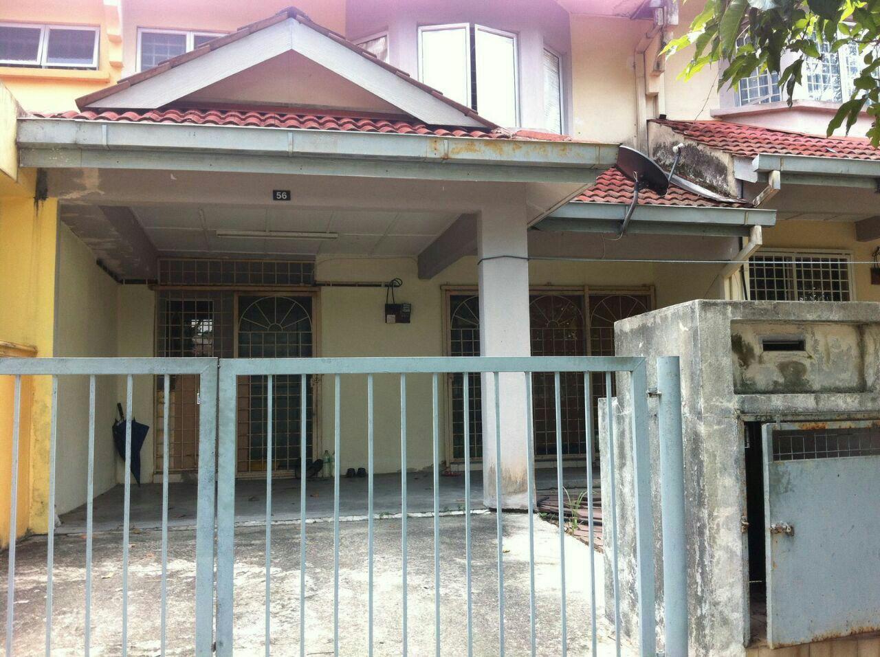 2Sty Terrace LEP 5 Taman Lestari Putra Seri Kembangan For sale!