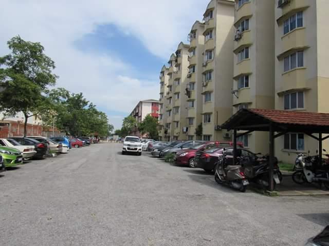 Pangsapuri Subang Suria Subang Bestari Shah Alam For Sale!