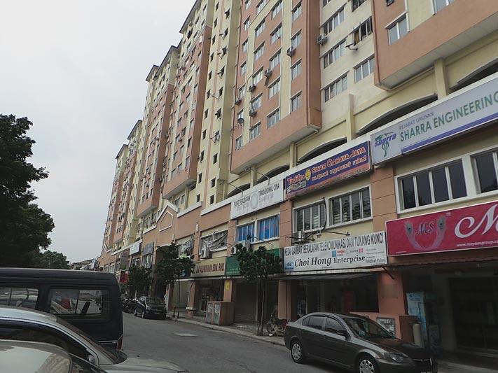 Kompleks Suria Kinrara Puchong For Sale!