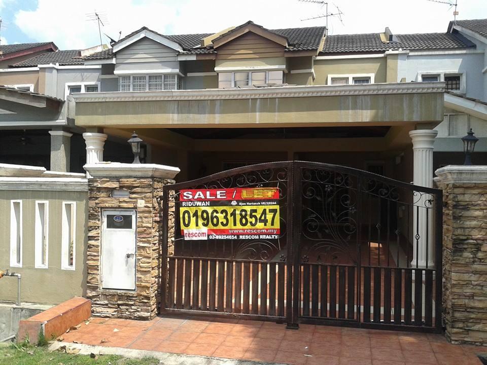 Double Storey Subang Bestari U5 Shah Alam