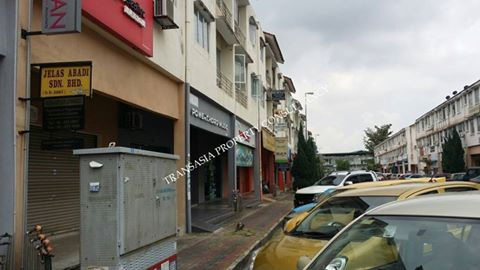 Shop Office Oakland Commercial Center Seremban