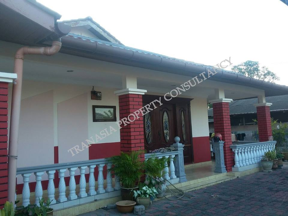 1Sty Bungalow Kundang Rawang For Sale!
