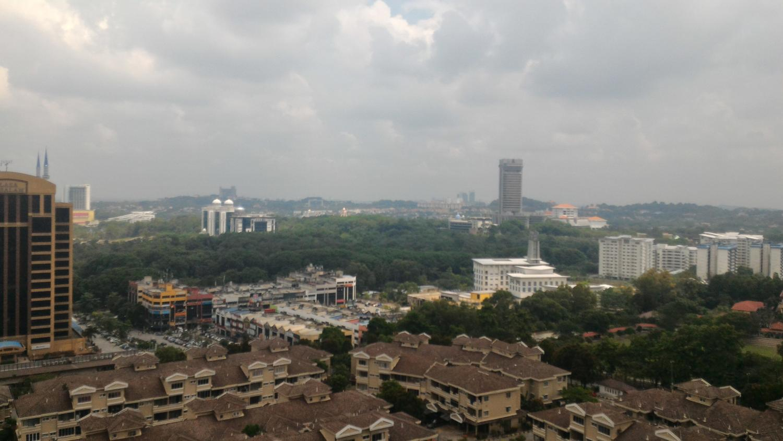 Penthouse, Sri Mahligai Condo Shah Alam