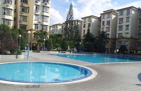 Subang Perdana Court 7 Unit at level 1 for Urgent Sale!