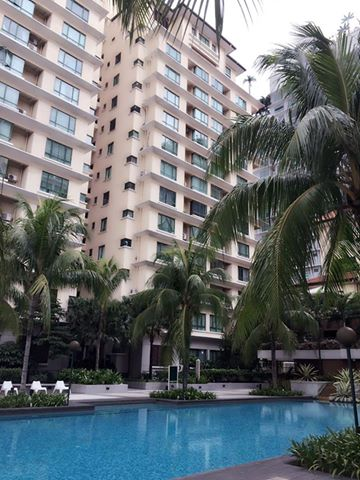 Sri Acappella Serviced Apartments Fully Furnished Section 13 Shah Alam
