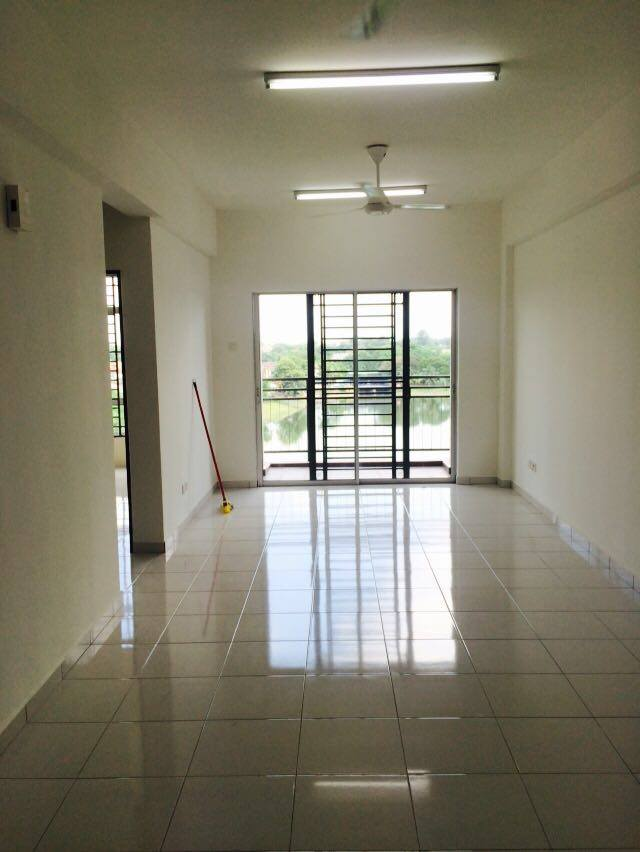 APARTMENT DAMAI SEK 25 SHAH ALAM FOR RENT!