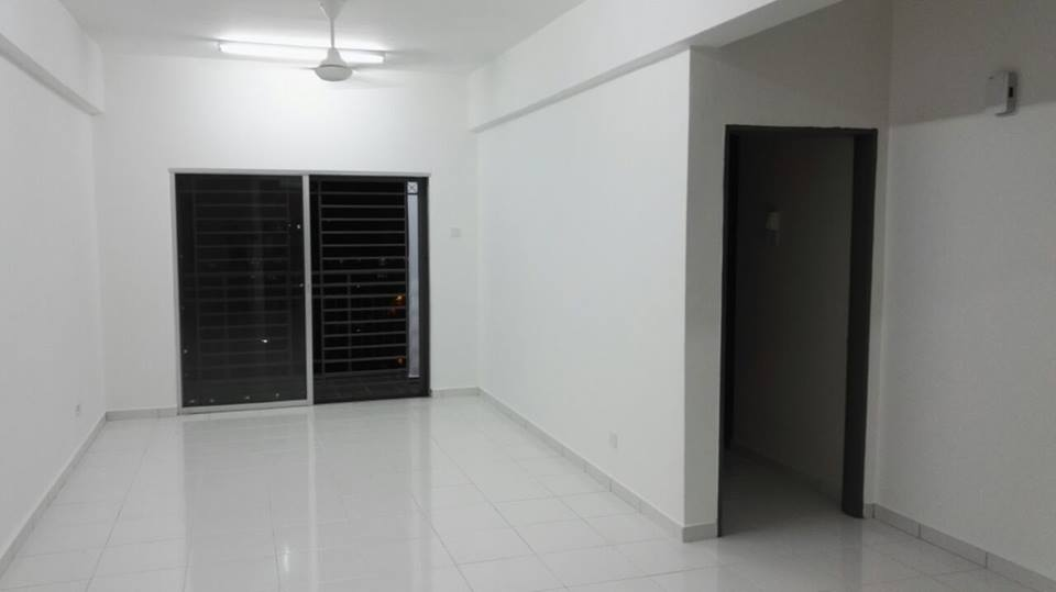 PANGSAPURI DAMAI SEK 22, SHAH ALAM FOR RENT!