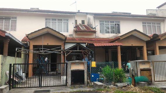 2Sty Terrace La Cottage Putra Perdana, Puchong FOR SALE.