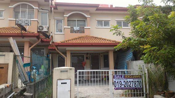 2Sty Terrace Lestari Putra LEP1, Seri Kembangan FOR SALE.