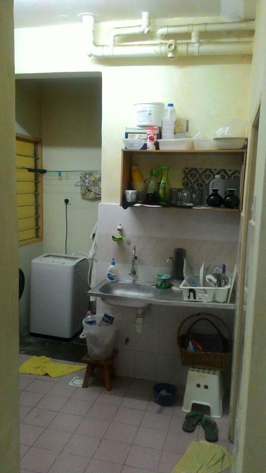 Permai Seri Apartment Ampang Selangor
