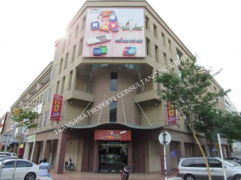 4 1/2 storey shop office for sale near The Strand, Kota Damansara
