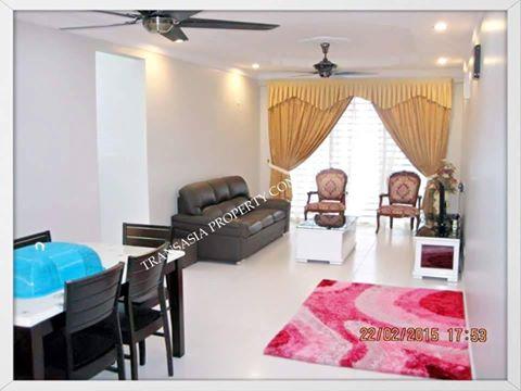 Telaga Emas Apartment  Jalan Telaga Air, Butterworth