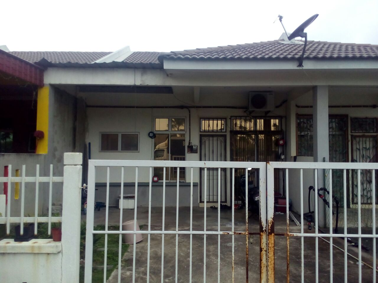 1STY TERRACE BANDAR SAUJANA PUTRA FOR SALE.