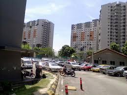 Flat Sri Penara bandar Sri permaisuri Cheras