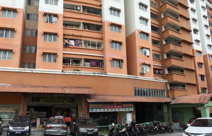 Apartment Flora Damansara, Damansara Perdana Petaling Jaya