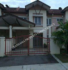 2Sty Terrace Sunway Kayangan, Shah Alam For Sale!