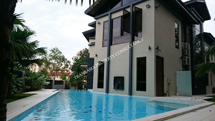 2Sty Bungalow Tropicana Indah Resort For Sale!