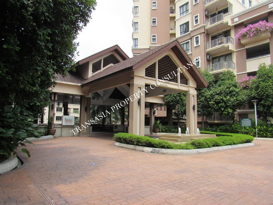 A beautiful condo with a resort-like ambiance for sale @ Casa Indah 1, Tropicana Indah
