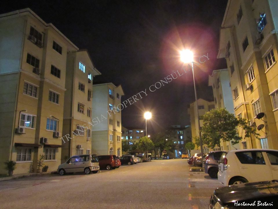 Sri Ara Apartment Ara Damansara