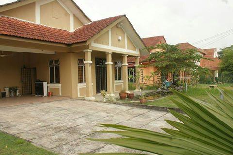 1Sty Bungalow Desa Pinggiran Putra Sg Merab Kajang For Sale!